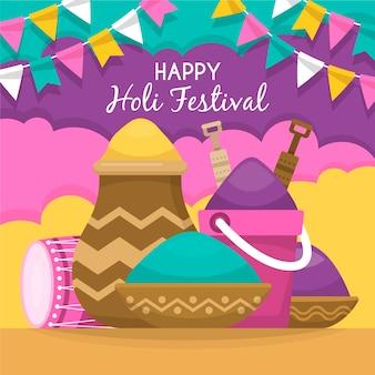 Фестивальная концепция фестиваля холи