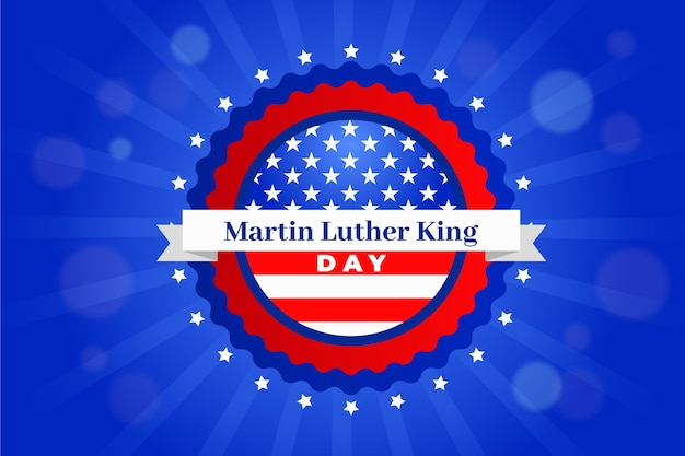 Design piatto martin luther king day
