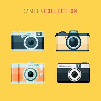 Fotocamera da fotocamera per la progettazione piatta