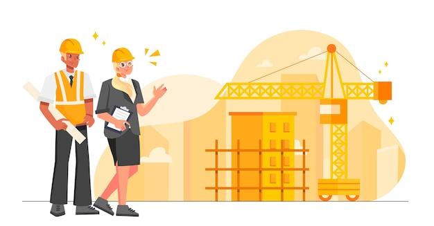 Ingegneria e costruzione di appartamenti