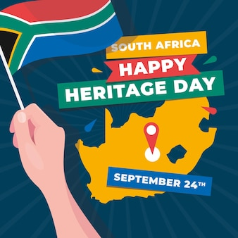 Flat heritage day south africa