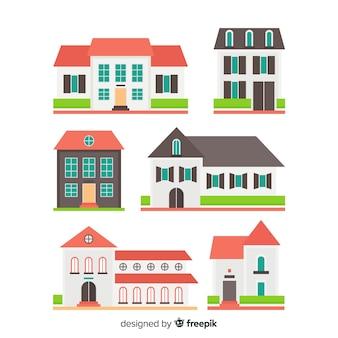 Плоский жилищный сбор
