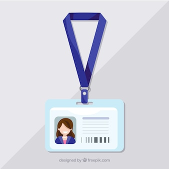 Lanyards Vectors Photos And PSD Files Free Download - Free lanyard template
