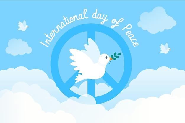 Единый международный день мира