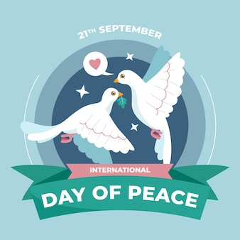 平穏な国際平和デー