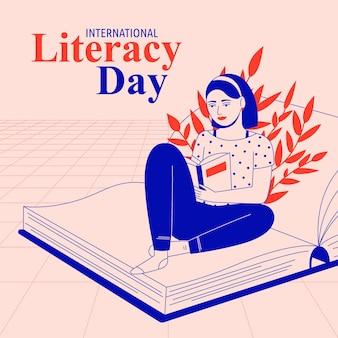 플랫 국제 문해력의 날