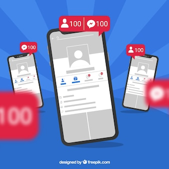 how to receive facebook notifications on mobile