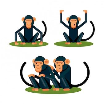 Плоские обезьяны