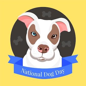 Плоский национальный день собаки