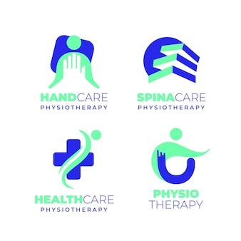 フラット理学療法ロゴコレクション