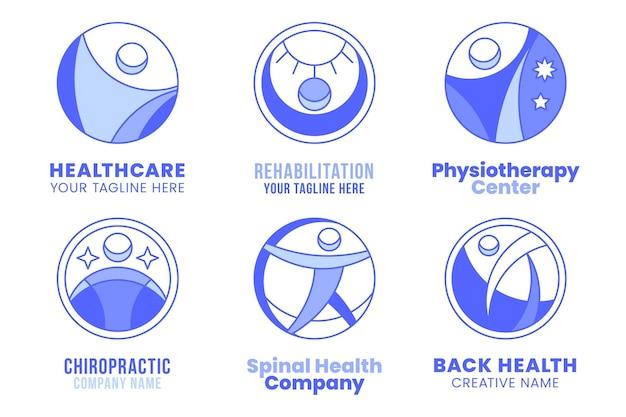 フラット理学療法ロゴパック