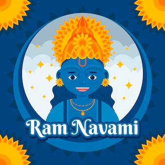 Иллюстрация плоского барана навами