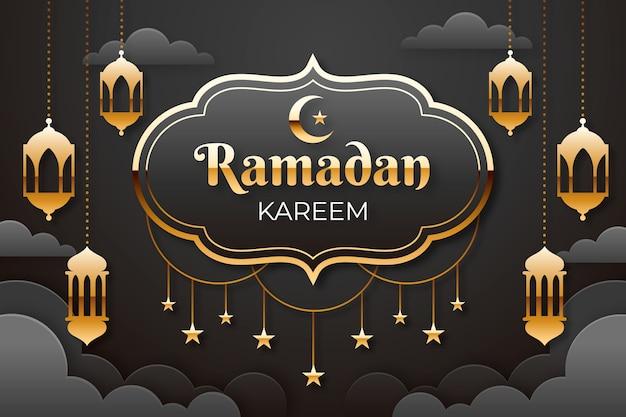 Концепция плоского рамадана