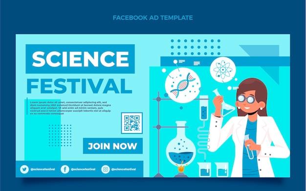 Flat science festival post