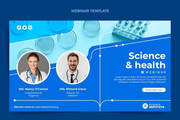 Flat science webinar