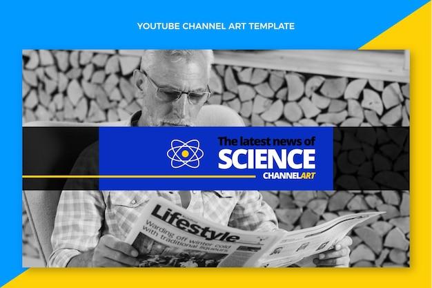 Canale youtube di scienza piatta