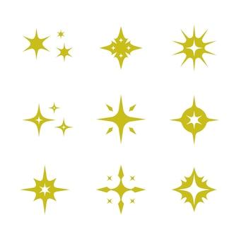 플랫 스파클링 스타 컬렉션