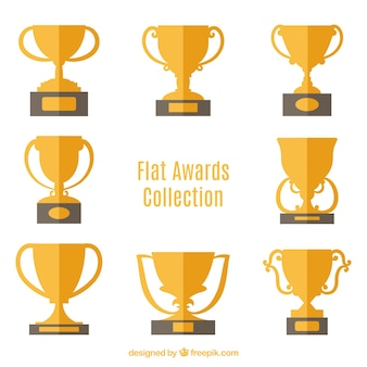 Flat Trophy Collection