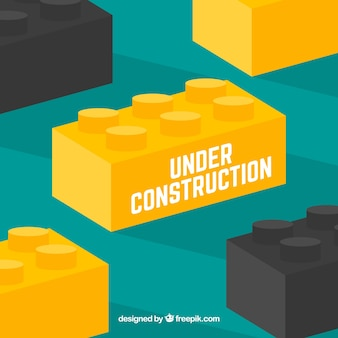 Lego vectors photos and psd files free download flat under construction template stopboris Gallery