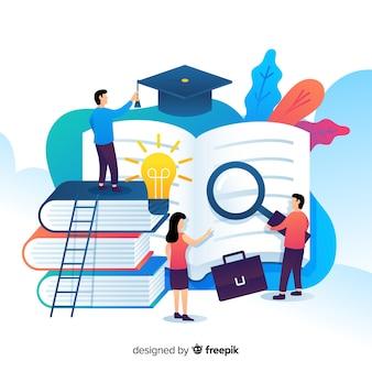 Плоская концепция университета