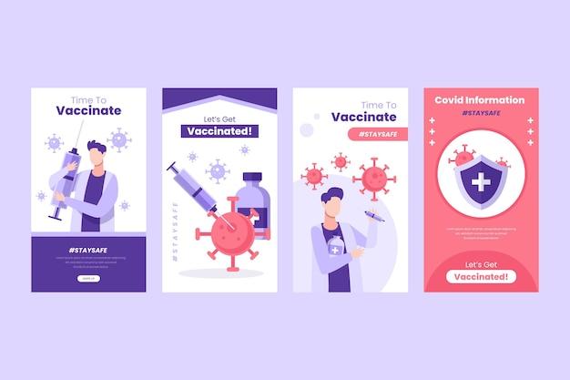 Коллекция рассказов о плоской вакцине в instagram