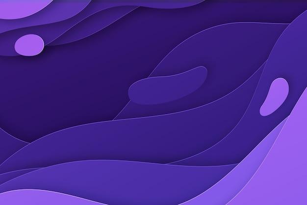 Flat vivid modern background