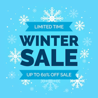 Flat winter sale limited time