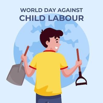 児童労働反対世界デー