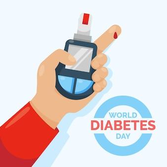 フラットワールド糖尿病デー