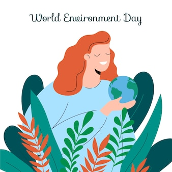 Плоский всемирный день окружающей среды