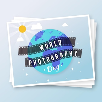 Flat world photography day