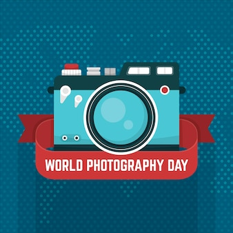 평평한 세계 사진의 날