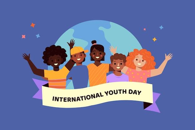 Плоский день молодежи