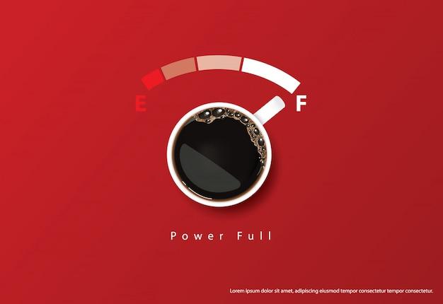 Кофе плакат реклама flayers иллюстрация