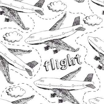 Flight pattern