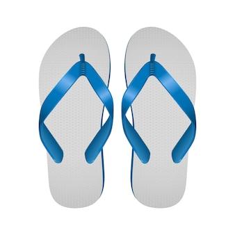 Flip flops isolated design