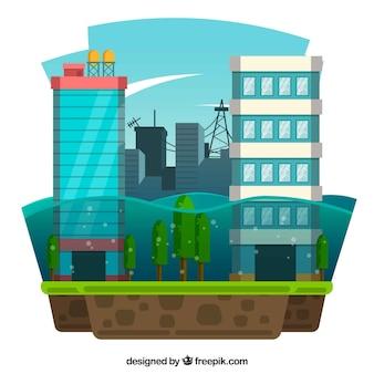 洪水のデザイン