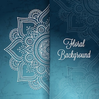 Floral Background Design 92 Size 338 Ext Muharram Decorative With Mosque