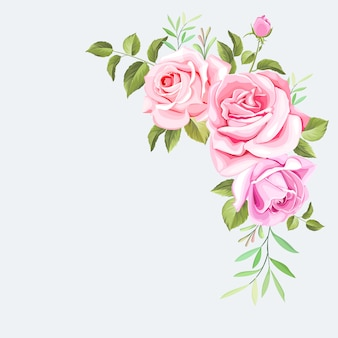 Floral bouquet wedding
