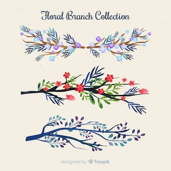 Floral branch collection