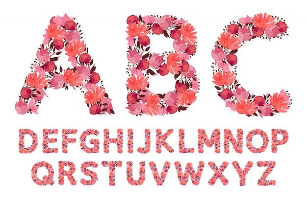 花の都アルファベット。