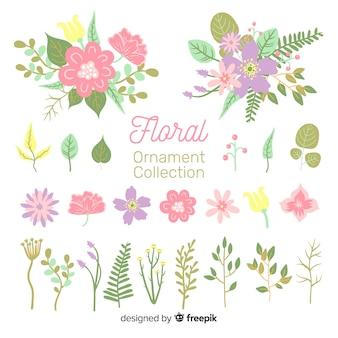 꽃 장식 모음