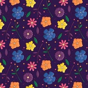 花柄コレクションのコンセプト