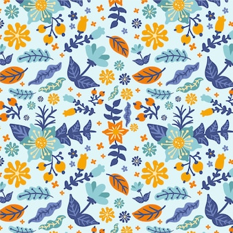 꽃 패턴 모음
