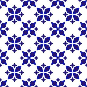 꽃 패턴 벡터