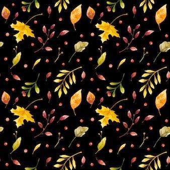 완벽 한 꽃 패턴 디자인