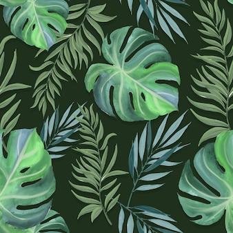 꽃 원활한 패턴