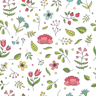 꽃 봄 완벽 한 패턴입니다.