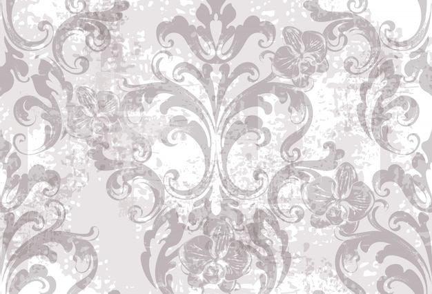 Floral texture pattern