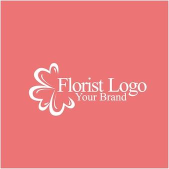 花屋のロゴ